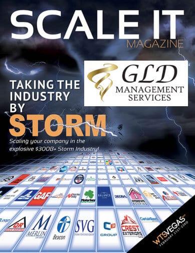 GLD Management Services CEO Gina Delmedico Meets Motivational Keynote Eric Thomas E.T.