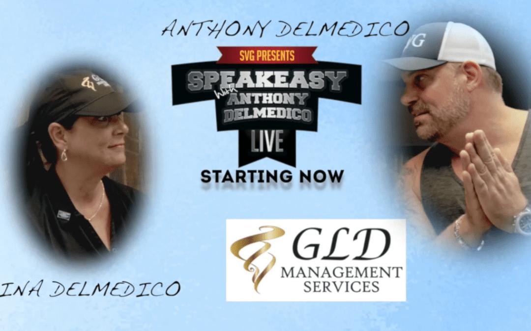 GLD Management Services CEO Gina Delmedico Featured on SVG Speakeasy