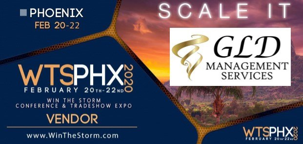 Win The Storm Conference Features GLD Management Services CEO Gina Delmedico on Women's Panel